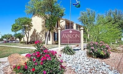 Community Signage, Avalon Springs, 2