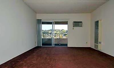 Living Room, La Montana Apartments, 2
