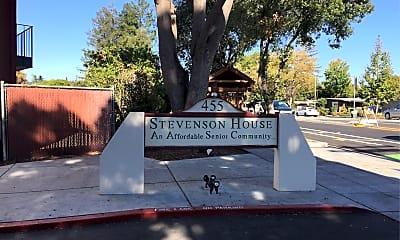 Stevenson House, 1