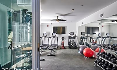 Fitness Weight Room, 2510 W Temple St, 1