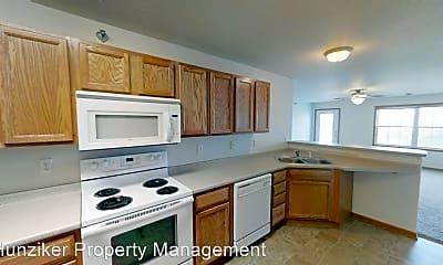Kitchen, 3801 Tiverton, 1