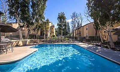 Pool, Mountain Creek Apartments, 0