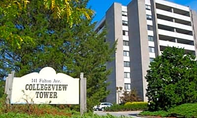 Collegeview Tower, 0