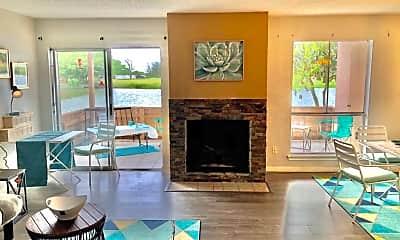 Living Room, 3500 Carmen Ave 1305, 0