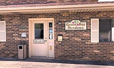 Green Bay Meadows, 1