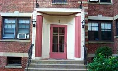 The Cedar House, 1