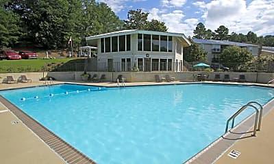 Pool, The Park at Deerfield, 1