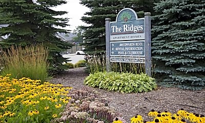 Community Signage, The Ridges of Geneva East, 2