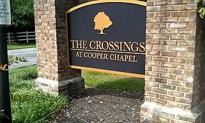 The Crossings at Cooper Chapel, 1