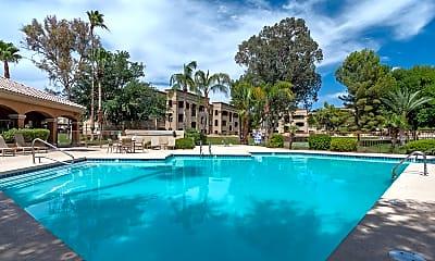 Pool, Catalina Canyon, 1