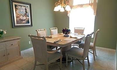 Dining Room, 11415 Pembrook Run, 1