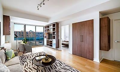 Living Room, 343 4th Ave 4-K, 0