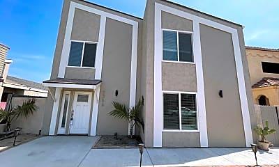 Building, 5344 Beachcomber St, 1