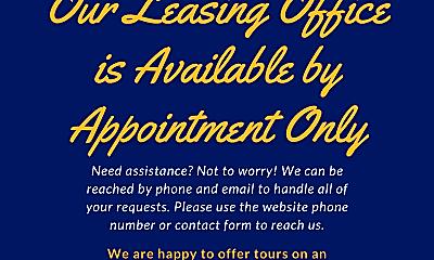 Community Signage, Carlsbad Coast Apartments, 1