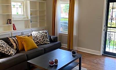 Living Room, 9543 Edmund Ave, 0