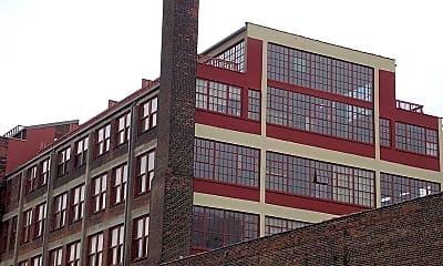 Building, Walker Weeks Apartments, 1