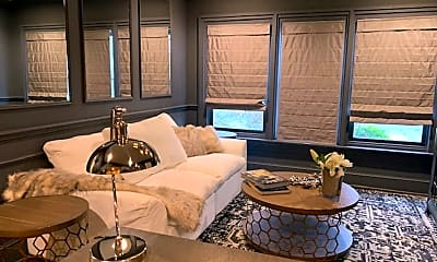 Living Room, 4903 Worth St, 1