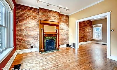 Living Room, 1114 Corona St, 2