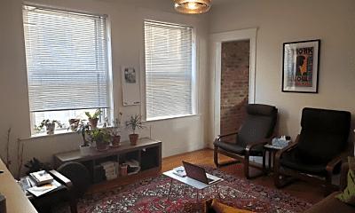 Bedroom, 74 Parkman St, 2