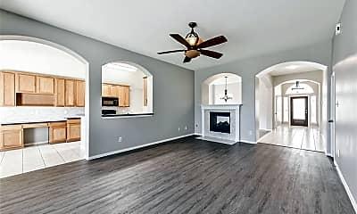 Living Room, 13727 Rolling River Ln, 1