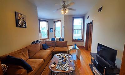 Living Room, 1852 N Milwaukee Ave, 0