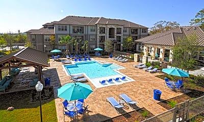 Pool, Oaks of Kyle, 0