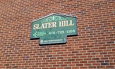 Slater Hill, 1