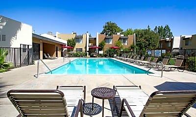 Pool, Serena Vista Apartments, 0