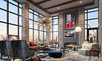 Living Room, 45 John St, 2