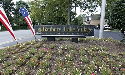 Community Signage, Banbury Lake Village, 2
