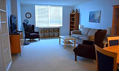 Living Room, 2617 Cove Cay Dr 403, 1