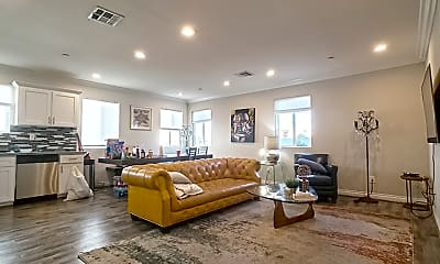 Living Room, 963 N Wilton Pl 963 1/2, 0