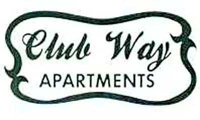 Community Signage, Club Way Apartments, 2