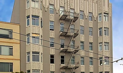 Building, 1950 Clay St, 0
