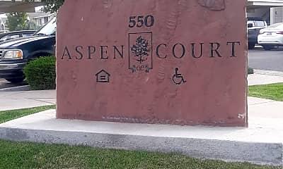 Aspen Court Apartments, 1