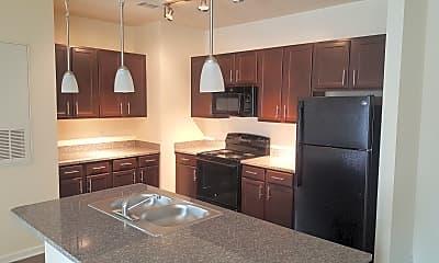 Kitchen, Apalachee Point Apartments, 2