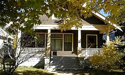 HOUSE, 907 N. WEBER, 0