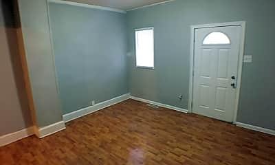 Bedroom, 1825 Olive St, 1