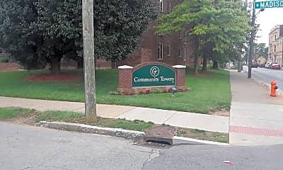 Community Towers, 1