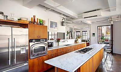 Kitchen, 236 W 26th St, 1