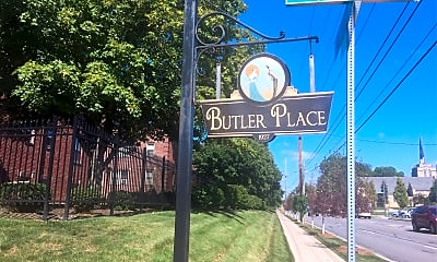 Butler Place, 1