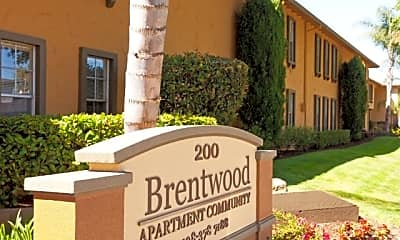 Building, Brentwood, 1