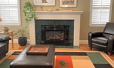 Living Room, 929 Elm St, 0