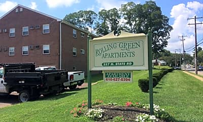 Rolling Green Apartments, 1