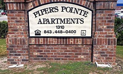 Piper's Pointe, 1