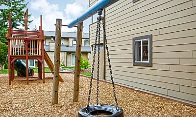 Playground, Briarview Apartments, 1