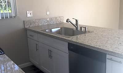 Kitchen, Domingo Pines, 2