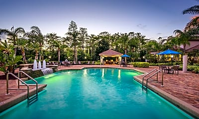 Pool, La Costa, 2