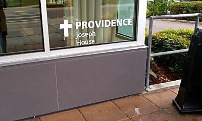 PROVIDENCE JOSEPH HOUSE, 1