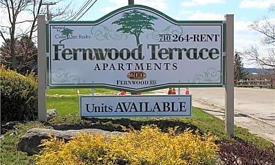 Community Signage, 200 Fernwood Rd 1, 1